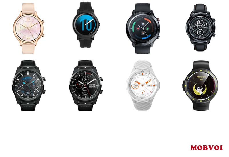 10 Best Smartwatches from MOBVOI