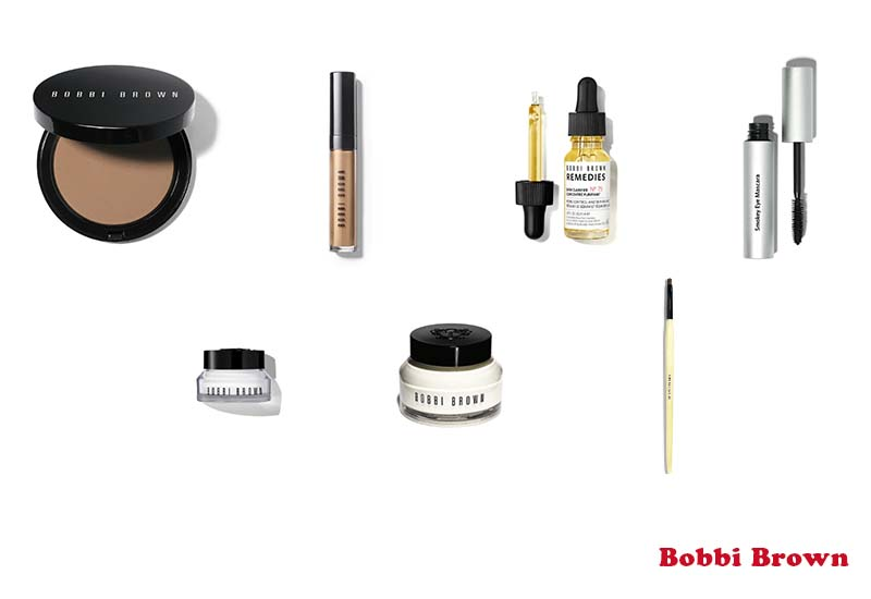 7 Bestsellers from Bobbi Brown