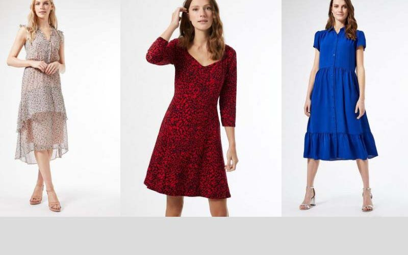 13 Best Selling Party Dresses from Dorothy Perkins