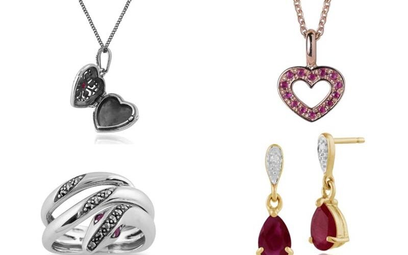 13 Best Selling Ruby Jewelry from Gemondo