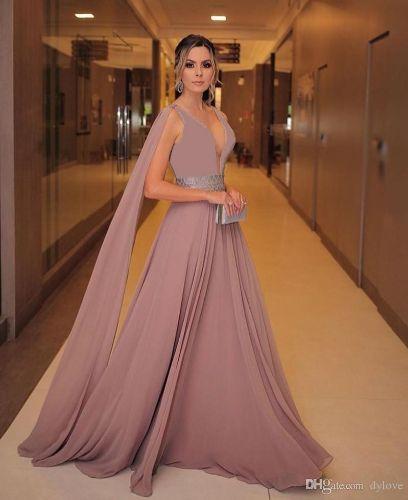 2020 Prom Dresses Robe De Soiree Plus Size Long Muslim Formal Evening Dresses Gowns
