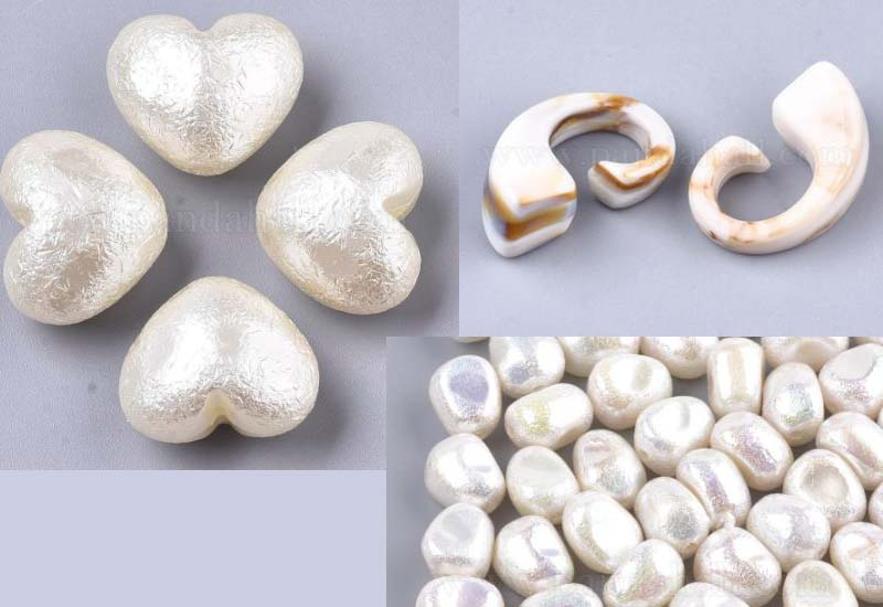 21 Best Selling Acrylic Beads Imitation from PandaHall