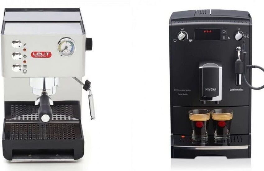 7 Best Selling Espresso Coffee Machines from Swiezo Palona