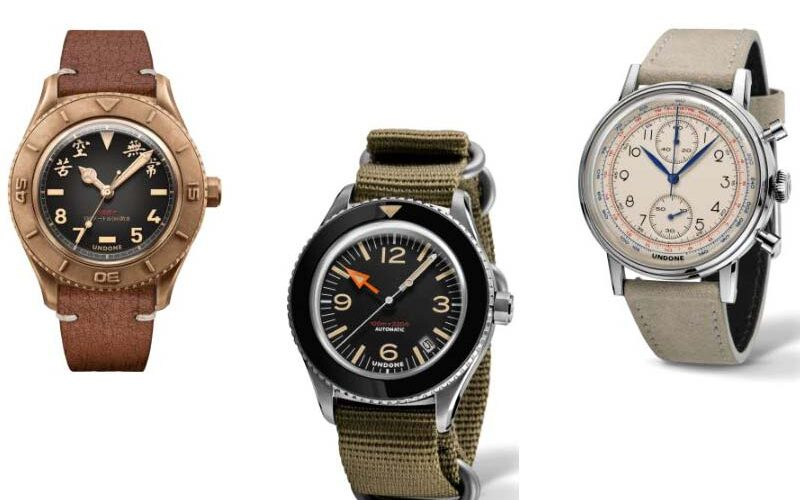9 Best Selling Watches from Undone