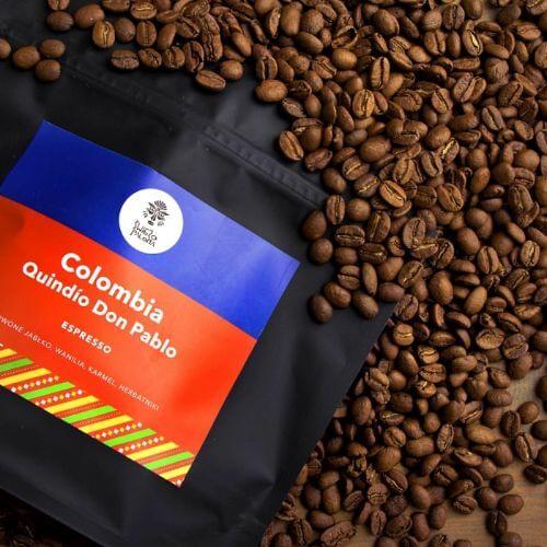Colombia Supremo Don Pablo Quindio coffee