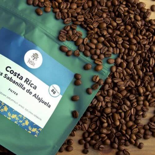 Costa Rica Las Lajas Sabanilla de Alajuela Black Honey coffee