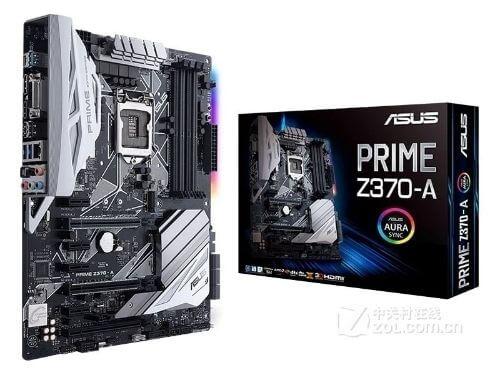 Free shipping original motherboard for New ASUS PRIME Z370-A DDR4 LGA 1151 64GB USB3.0 USB3.1 Z370 Desktop motherboard