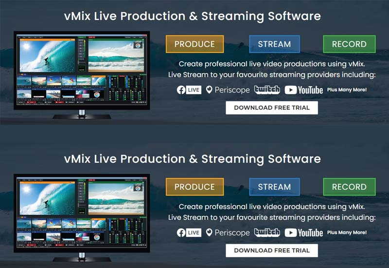 Getting Started With vMix