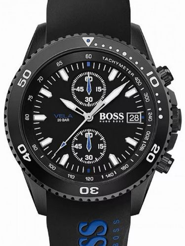Hugo Boss 1513776 Vela men's chronograph 43mm 20ATM