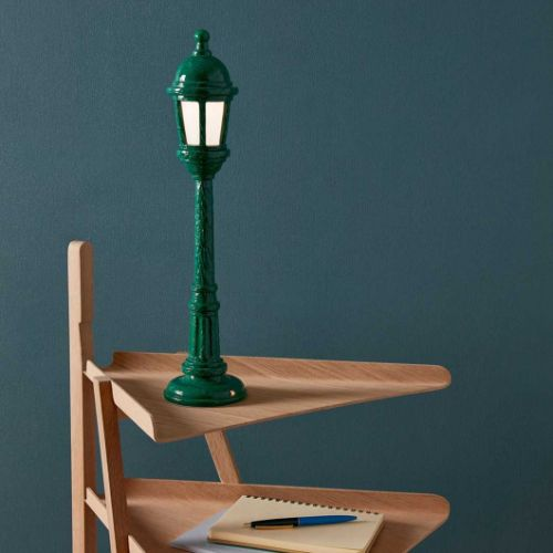 Seletti Street Lamp Green