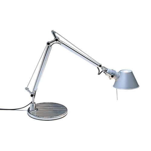 Tolomeo Micro Table Lamp Silver